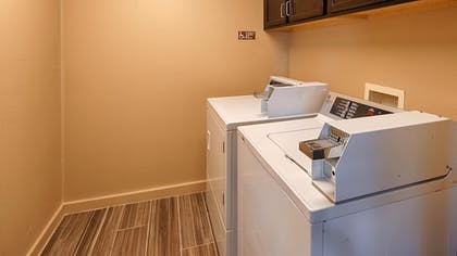Laundry Room | Best Western Governors Inn & Suites