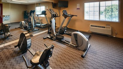 Gym | Best Western Governors Inn & Suites