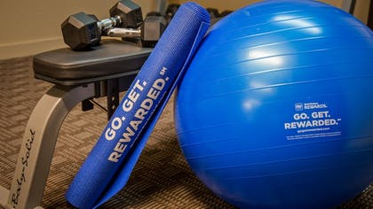 Fitness Facility | Best Western Governors Inn & Suites