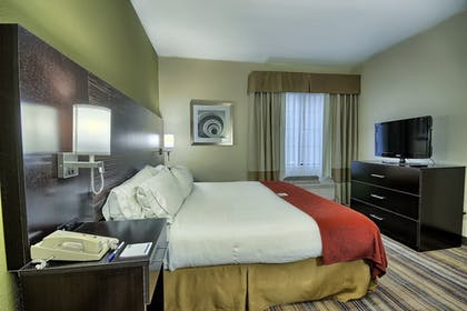 Guestroom   Holiday Inn Express Hotel & Suites Columbus SW-Grove City