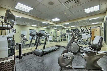Fitness Facility   Holiday Inn Express Hotel & Suites Columbus SW-Grove City