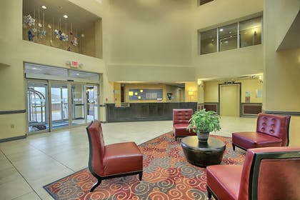 Lobby   Holiday Inn Express Hotel & Suites Columbus SW-Grove City