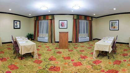 Meeting Facility   Holiday Inn Express Hotel & Suites Anderson-I-85
