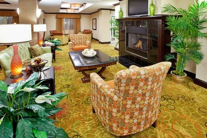 Lobby   Holiday Inn Express Hotel & Suites Anderson-I-85