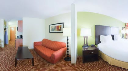 Living Area   Holiday Inn Express Hotel & Suites Anderson-I-85