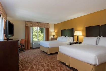 Guestroom   Holiday Inn Express Hotel & Suites Anderson-I-85