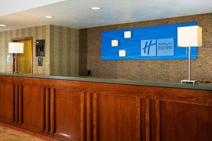 Reception | Holiday Inn Express Lewiston