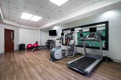 Fitness Facility | Holiday Inn Express Hillsville