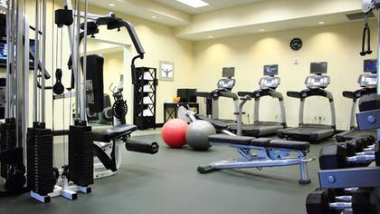 Fitness Facility | St. Petersburg Marriott Clearwater
