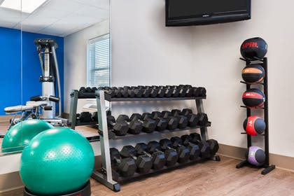 Fitness Facility | Holiday Inn Express & Suites Columbus Airport East