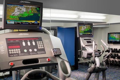 Fitness Facility | Courtyard by Marriott Miami Beach-South Beach