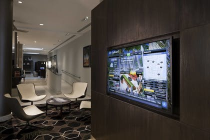 Lobby Lounge | Courtyard by Marriott Miami Beach-South Beach