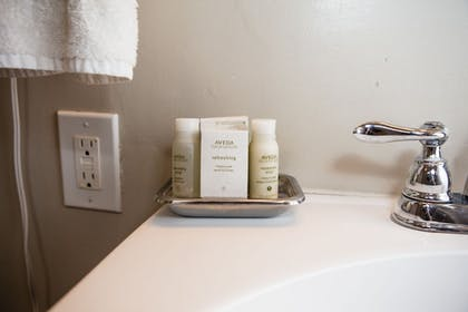 Bathroom Amenities | Lamothe House