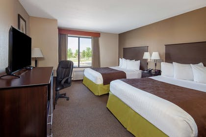 Room | AmericInn by Wyndham Rochester Airport