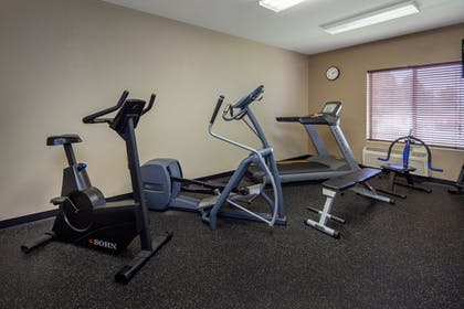 Fitness Facility | AmericInn by Wyndham Rochester Airport