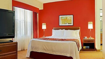 Guestroom | Residence Inn By Marriott Dallas Park Central