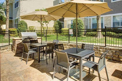 Property Grounds | Residence Inn By Marriott Dallas Park Central