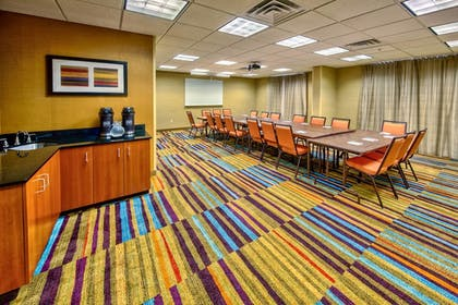Meeting Facility | Fairfield Inn & Suites by Marriott Russellville