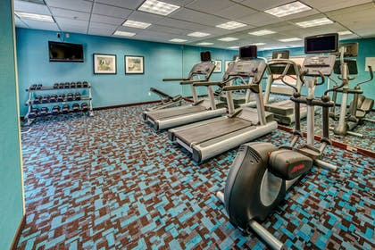 Sports Facility | Fairfield Inn & Suites by Marriott Russellville