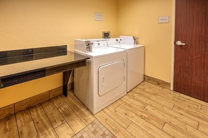 Laundry Room | Fairfield Inn & Suites by Marriott Russellville