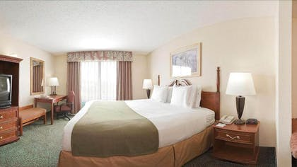 Guestroom | Holiday Inn Express & Suites Olive Branch
