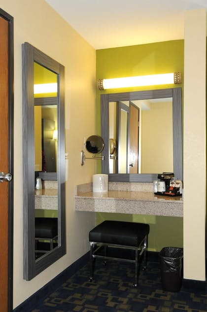 In-Room Amenity | Best Western Antelope Inn & Suites
