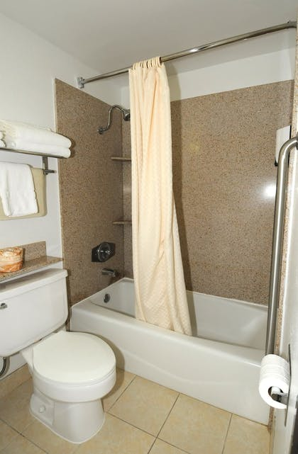 Bathroom | Best Western Antelope Inn & Suites