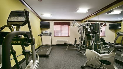 Fitness Facility | Best Western Antelope Inn & Suites