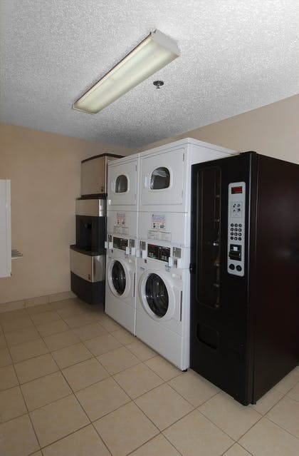 Laundry Room | Best Western Antelope Inn & Suites
