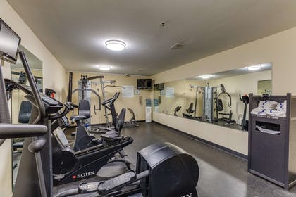 Fitness Facility | Best Western Lakewinds