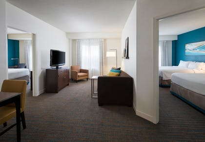 Guestroom View | Residence Inn by Marriott Orlando at SeaWorld