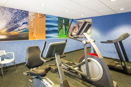 Fitness Facility | Holiday Inn Express Hotel & Suites Clearwater North-Dunedin