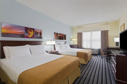 Room | Holiday Inn Express Hotel & Suites Clearwater North-Dunedin