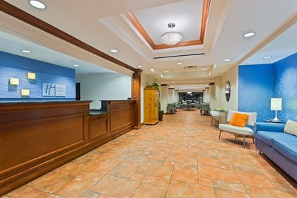 Lobby | Holiday Inn Express Hotel & Suites Clearwater North-Dunedin