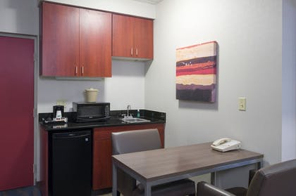 In-Room Kitchenette | Holiday Inn Express Hotel & Suites King of Prussia