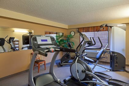 Fitness Facility | AmericInn by Wyndham Valley City - Conference Center