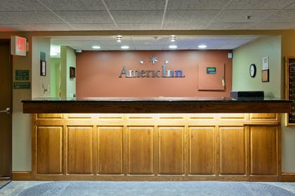 Reception |  | AmericInn by Wyndham Valley City - Conference Center