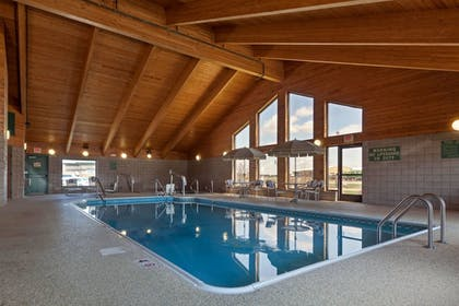 Pool |  | AmericInn by Wyndham Valley City - Conference Center