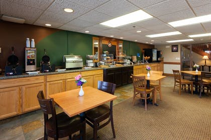 Breakfast Area |  | AmericInn by Wyndham Valley City - Conference Center
