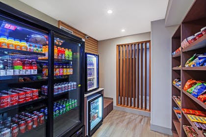 Snack Bar | Holiday Inn Express Hotel & Suites Dallas Lewisville