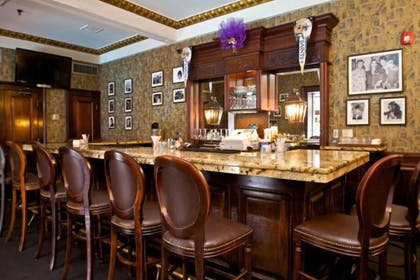 Hotel Bar   Le Richelieu in the French Quarter