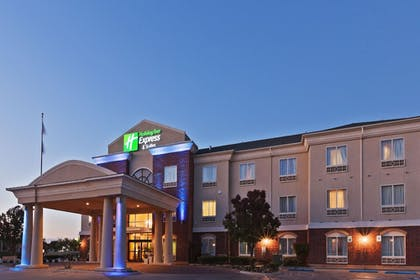 Aerial View | Holiday Inn Express And Suites
