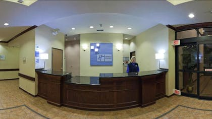 Reception | Holiday Inn Express And Suites