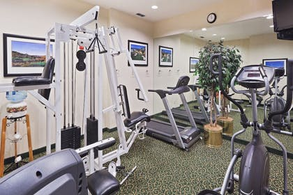 Fitness Facility | Holiday Inn Express And Suites