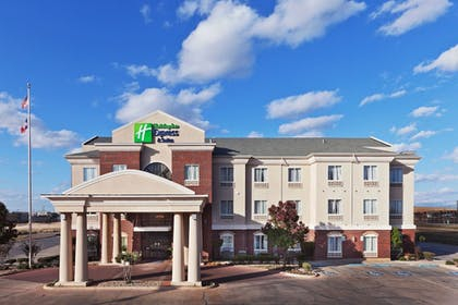 Exterior | Holiday Inn Express And Suites
