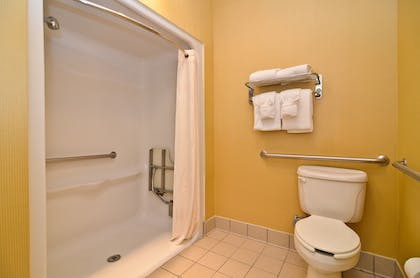 | Suite, 1 King Bed with Sofa bed, Accessible | Comfort Suites Near Universal Orlando Resort
