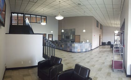 Interior Entrance | Woodfield Inn and Suites