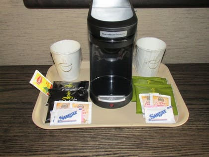 In-Room Coffee | Woodfield Inn and Suites