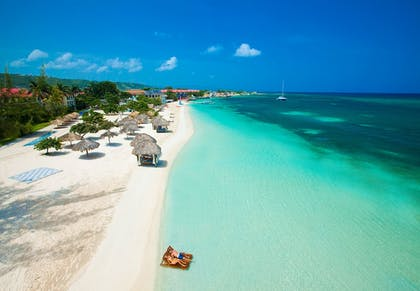 Aerial View | Sandals Montego Bay