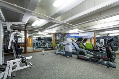Gym | Sundial Lodge by All Seasons Resort Lodging
